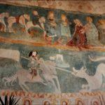 Miejscówki na WYRYPY turystyczno-krajoznawcze #3: ŚREDNIOWIECZNE MALOWIDŁA W LUBIECHOWEJ