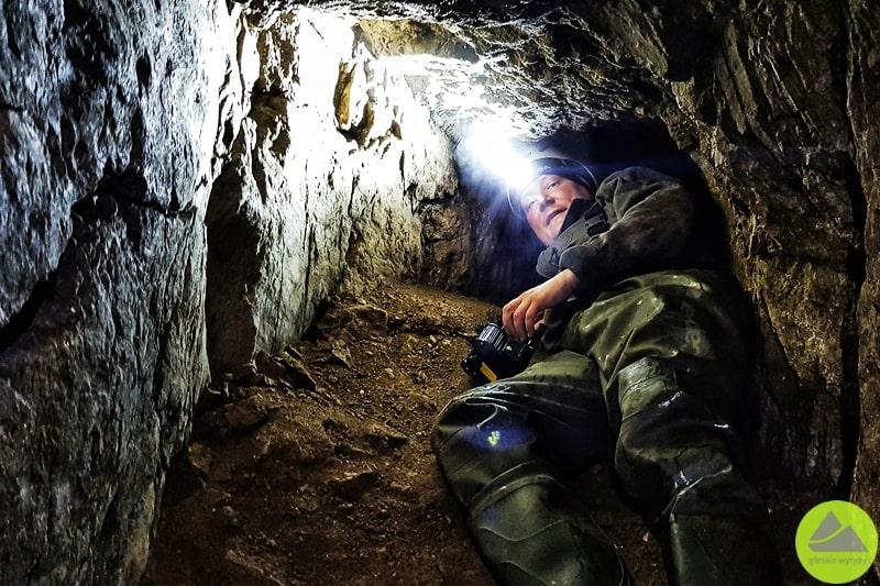 stara kopalnia kobaltu wSzklarskiej Porębie