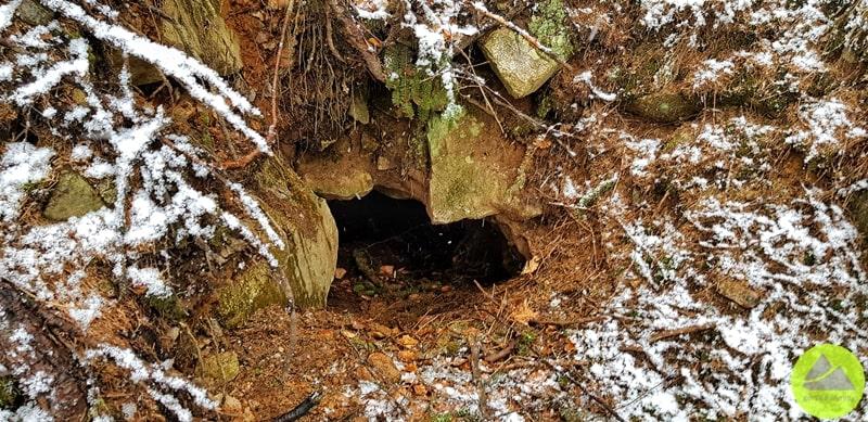 stara kopalnia kobaltu w szklarskiej porebie, sztolnia, eksploracja, podziemia