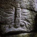 Tajemnicza płaskorzeźba, pośmiertną maską Ducha Gór zwana. Karkonosze zdecydowanie mniej znane.