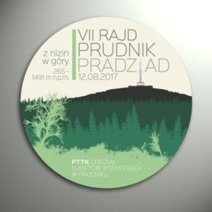 Górskie Wyrypy, maraton pieszy, Rajd Prudnik-Pradziad