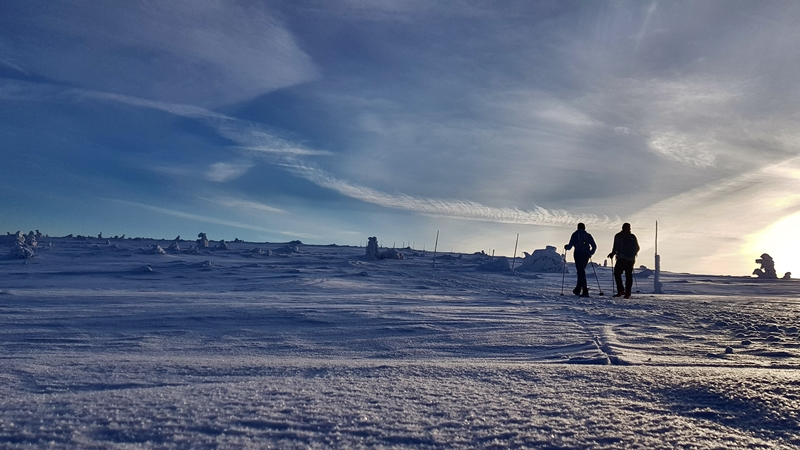 Górskie Wyrypy, 1. Zimowe Przejście Dookoła Kotliny Jeleniogórskiej