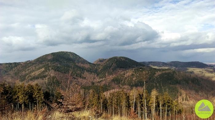 Górskie Wyrypy, Borowa zJałowca Wielkiego