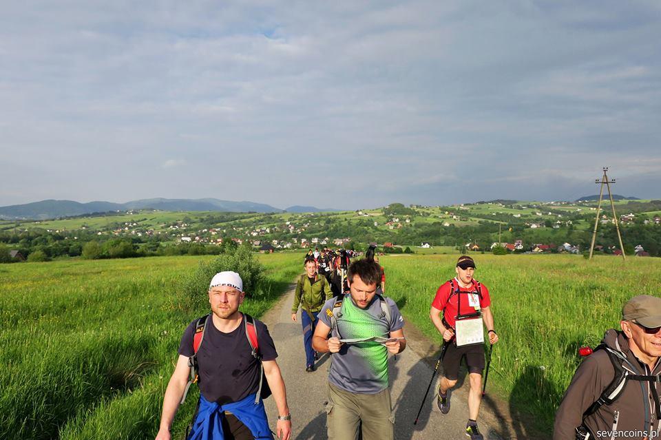 górskie wyrypy, maraton kierat