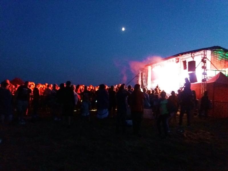 CzarnOFF Fest, górskie wyrypy, Rudawy Janowickie