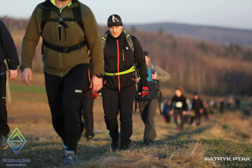 maraton pieszy przedwiośnie, superpiechur świętokrzyski, impreza długodystansowa, maraton pieszy