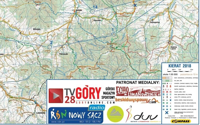 16. MEMP Kierat, Międzynarodowy Ekstremalny Maraton Pieszy 2019, górskie wyrypy