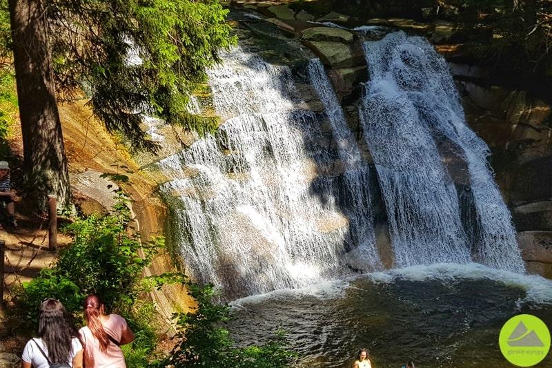wodospad mumlawy wkarkonoszach