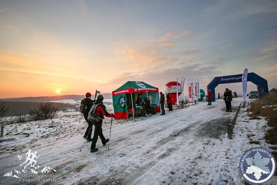 3. Zimowy Maraton Świętokrzyski
