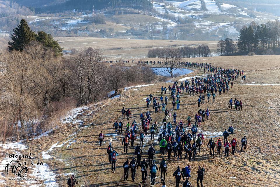 """impreza długodystansowa Maraton Pieszy """"Sudecka Żyleta"""""""