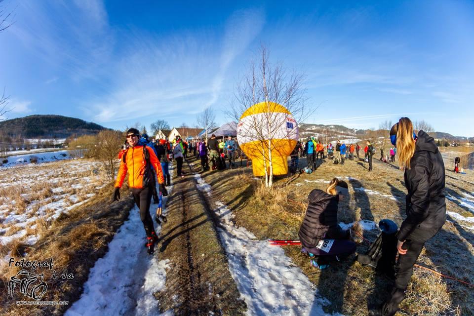 6. Maraton Pieszy Sudecka Żyleta, górskie wyrypy, impreza długodystansowa, maraton pieszy