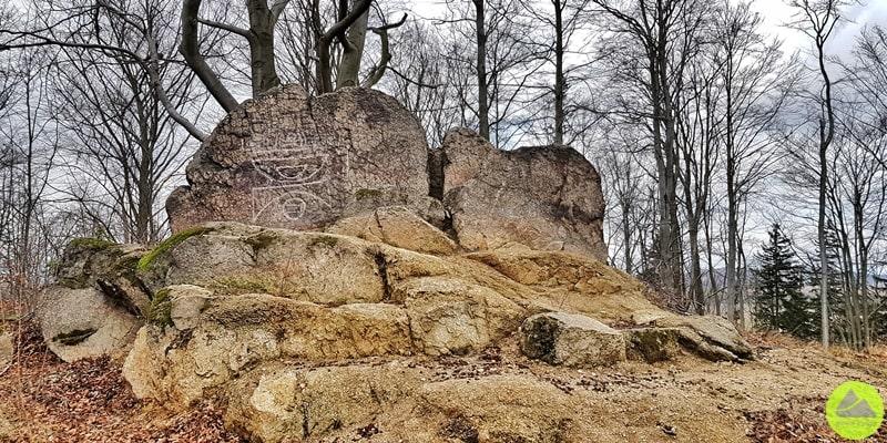 maciejowa, jelenia góra, wieża widokowa w maciejowej, park w maciejowej, turystyka