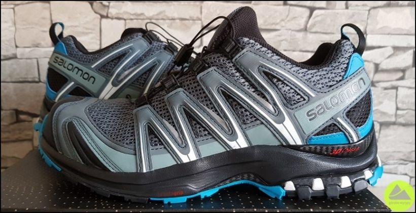 Salomon XA Pro 3D buty na imprezę długodystansową