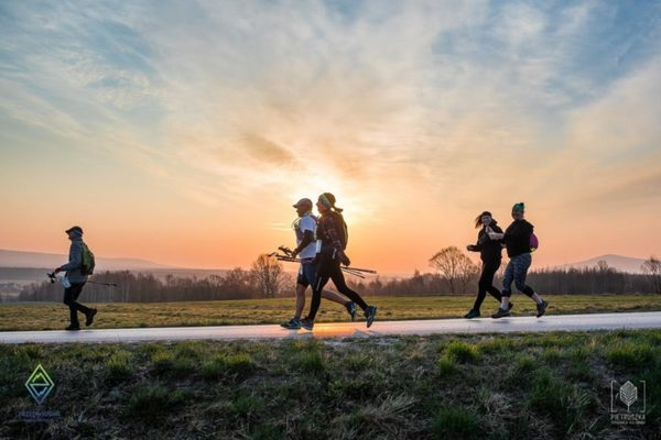 """4. Maraton """"Przedwiośnie"""" Góry Świętokrzyskie"""