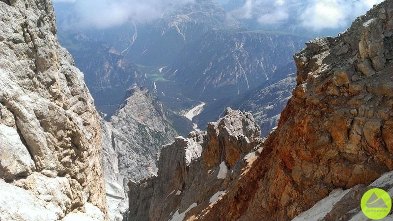 turystyka wysokogórska dolomity