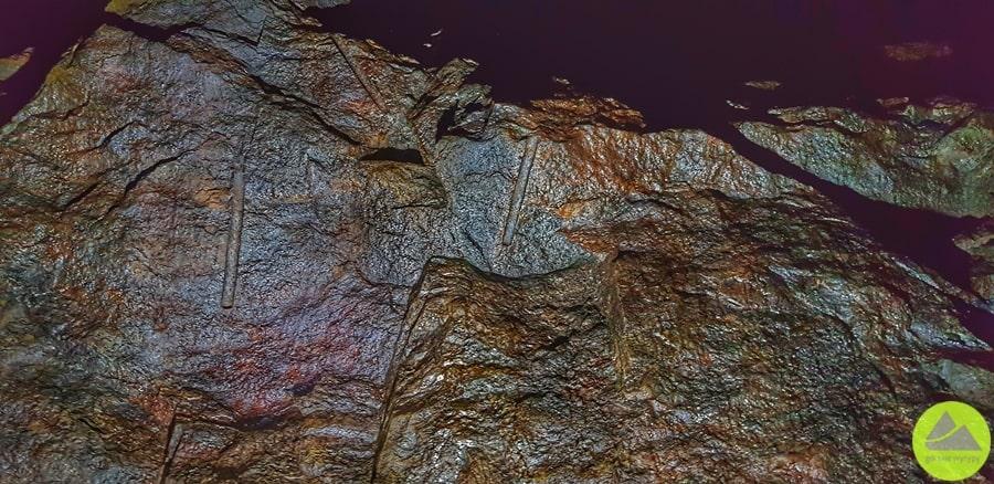 stara kopalnia pirytu nadolnym śląsku