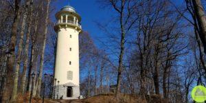 Wieża widokowa naWzgórzu Krzywoustego wJeleniej Górze