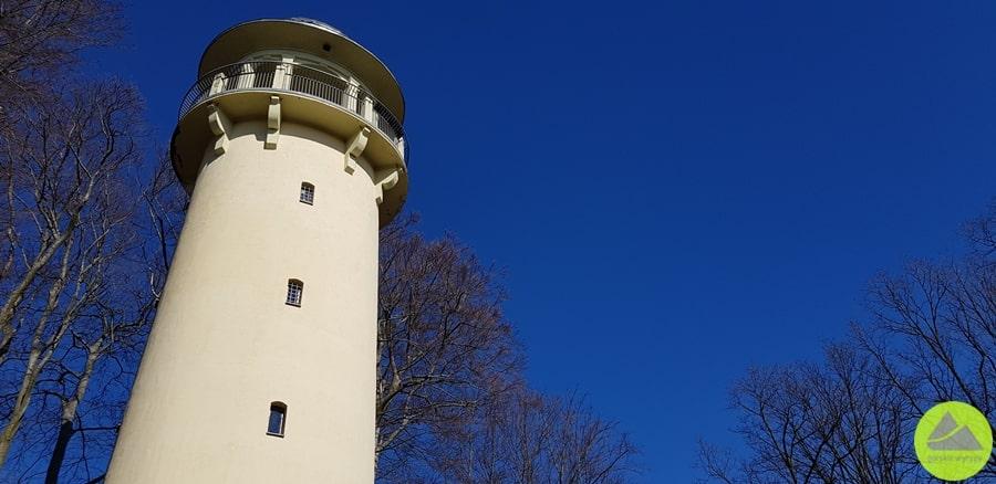 Grzybek wJeleniej Górze, czyli wieża widokowa wSudetach