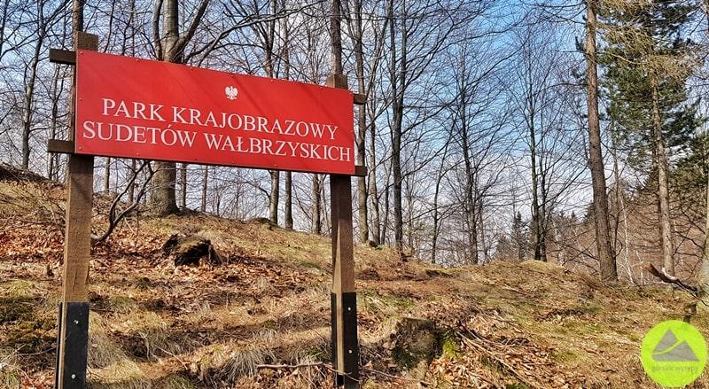 Park krajobrazowy Sudety Wałbrzyskie