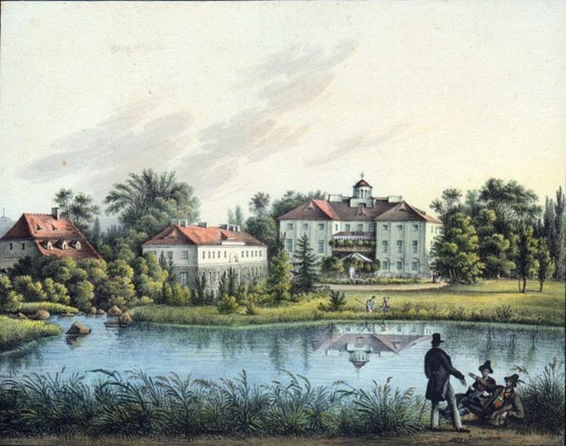 pałac włomnicy