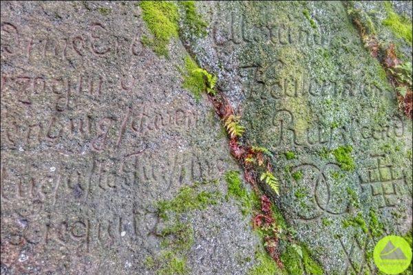 ryty skalne w rudawach janowickich