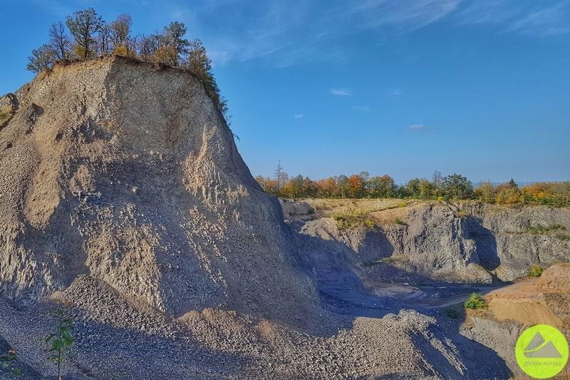 Wilcza Góra geoturystyka wSudetach