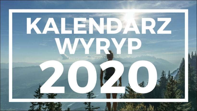 kalendarz górskich imprez długodystansowych 2020