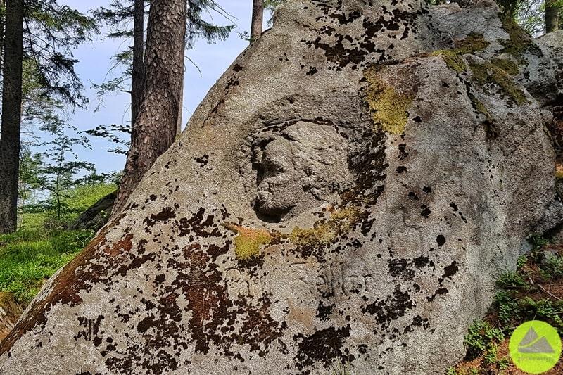 płakorzeźba Paula Kellera wKarkonoszach