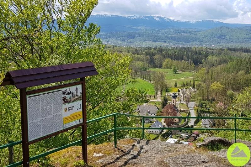punkt widokowy Dolny Śląsk