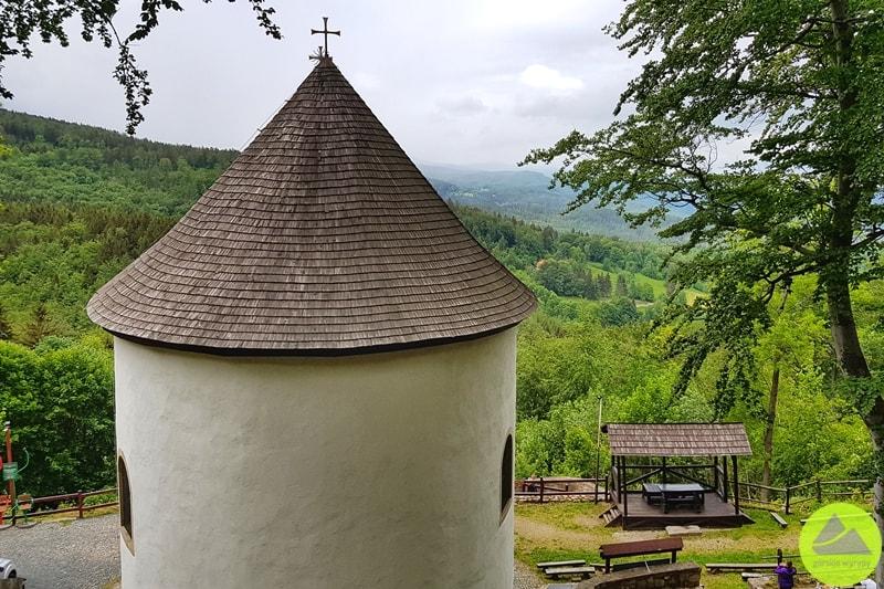 Kaplica św.Anny naGrabowcu