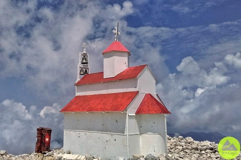 Rumija szczyt górski wCzarnogórze
