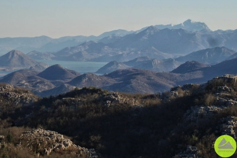 góry wCzarnogórze