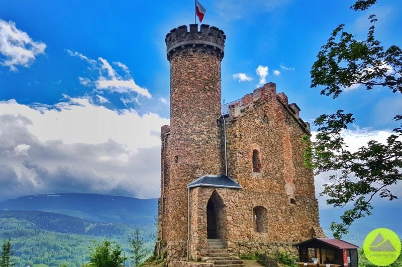 Zamek Księcia Henryka naGrodnej