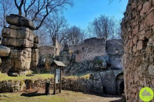 Ruiny Zamku Bolczów