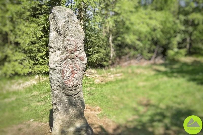 kamień graniczny