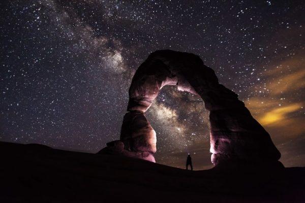 Izerski Park Ciemnego Nieba