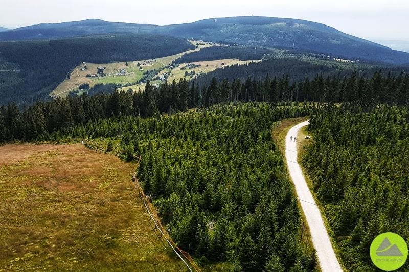atrakcje Karkonoszy czeskie Karkonosze
