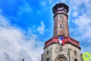 wieża wisokowa Štěpánka