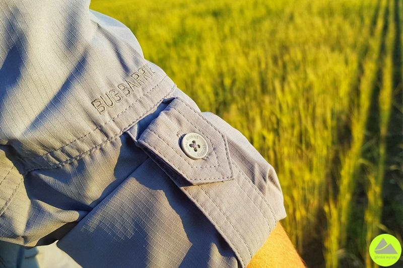 koszula royal robbins bug barrier expedition