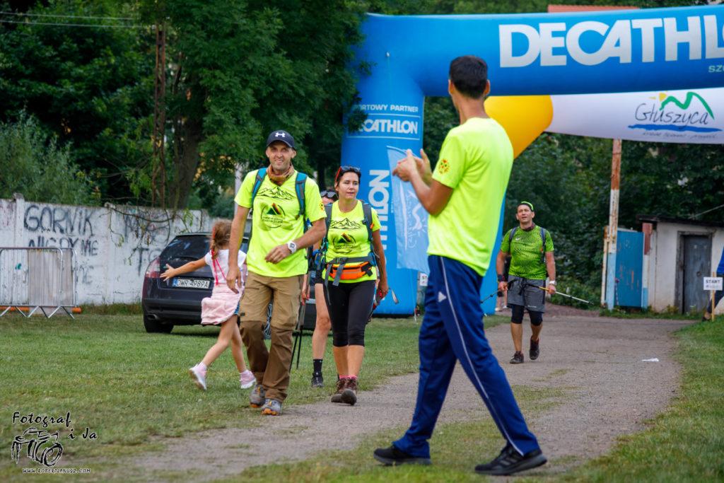 """IX  Maraton Pieszy """"Sudecka Żyleta"""""""