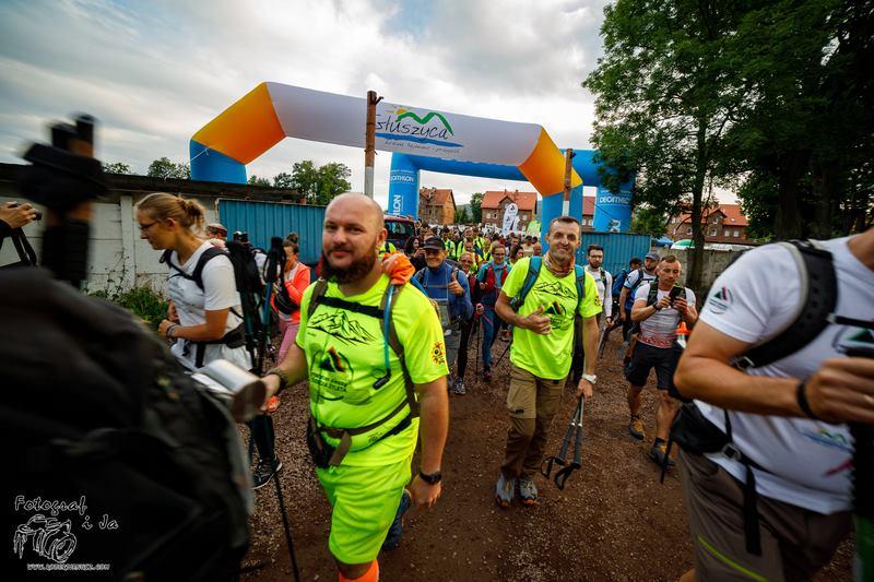 IX Maraton Pieszy Sudecka Żyleta