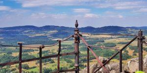 sokolik duży w rudawach janowickich