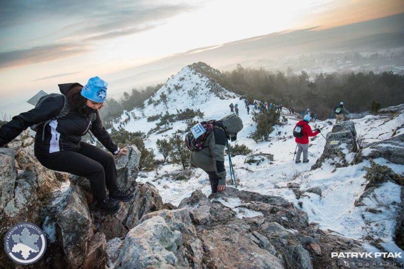 Superpiechur Świętokrzyski 2018, górskie wyrypy, maraton pieszy, długodystansowy