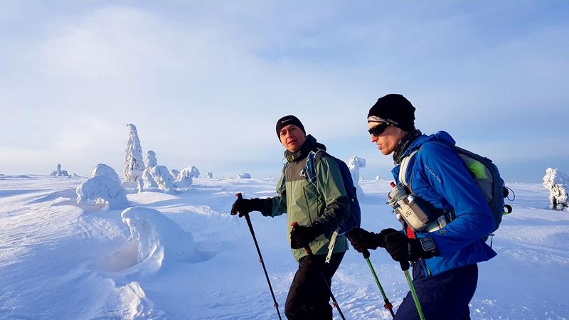 1. Zimowe Przejście Dookoła Kotliny Jeleniogórskiej