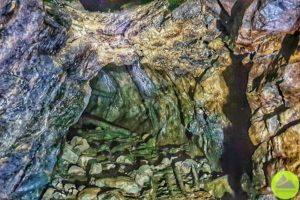stare sztolnie kobaltu wSzklarskiej Porębie