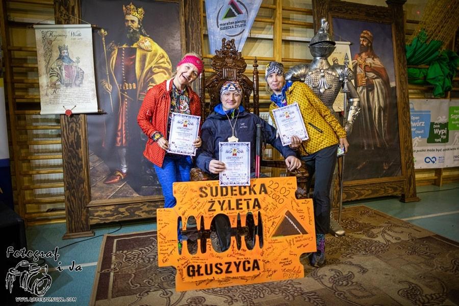 """VIII Maraton Pieszy """"Sudecka Żyleta"""""""