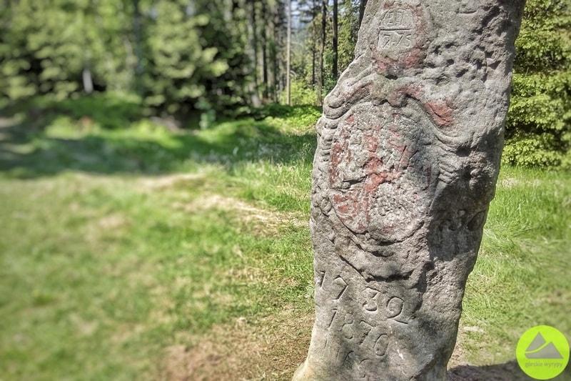Trójpański Kamień Góry Suche