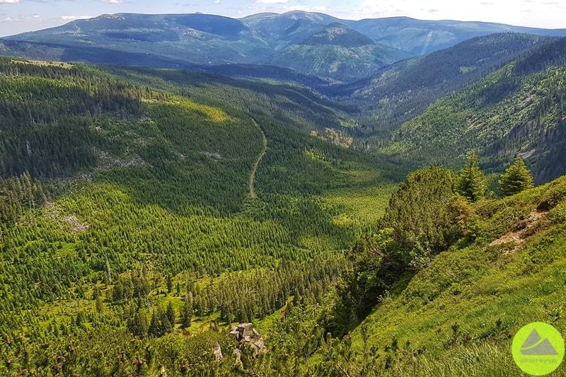 Dolina Łaby wKarkonoszach